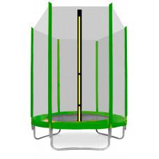 Aga SPORT TOP Trampolína 150 cm Light Green + ochranná síť Preview