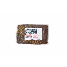 Vařený partikl Mix řepka a kukuřice 1,8 kg AGA Fishing Preview