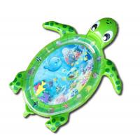 Dětská nafukovací vodní podložka MRWM06 Aga4Kids - želva zelená