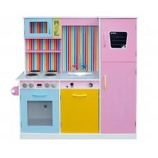 Aga4Kids dětská kuchyňka RAINBOW Preview