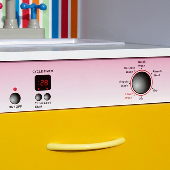 Aga4Kids dětská kuchyňka RAINBOW