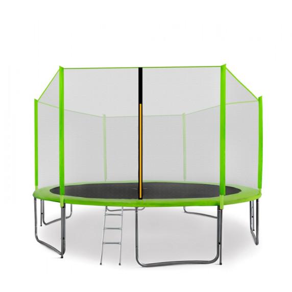 Trampolína AGA SPORT PRO 400/396 cm s ochrannou sítí