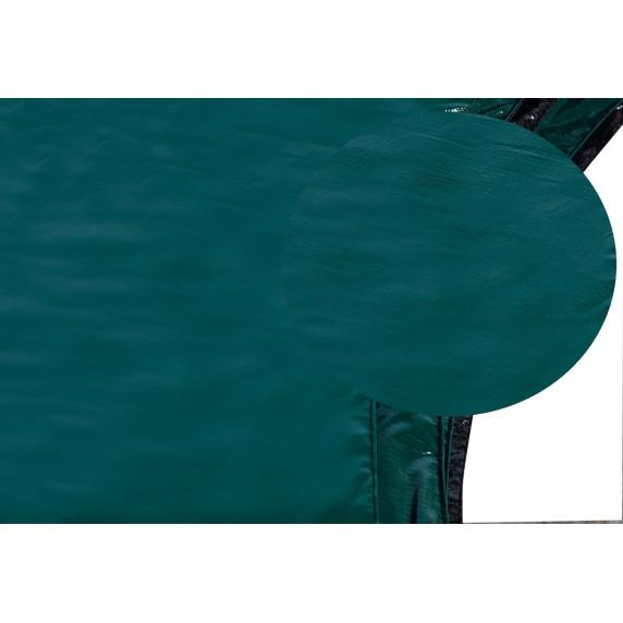 Aga Kryt pružin na trampolínu 460 cm tmavě zelená
