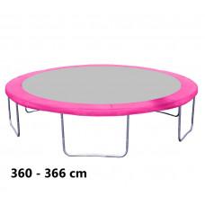 Aga Kryt pružin na trampolínu 366 cm Pink Preview