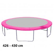 Kryt pružin na trampolínu 430 cm - Pink Preview
