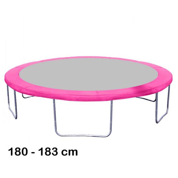 Aga Kryt pružin na trampolínu 180 cm Pink