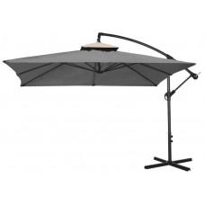 AGA Zahradní slunečník EXCLUSIV CUBE 250 cm Dark Grey Preview