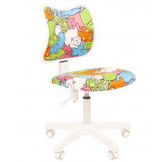Chairman dětská otočná židle W3-KIDS Cats Preview