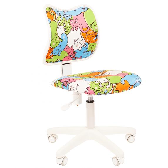 Chairman dětská otočná židle W3-KIDS Cats