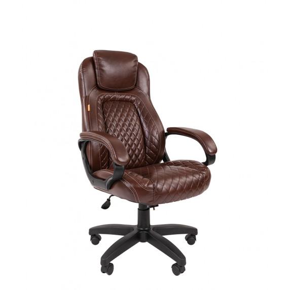 Chairman kancelářská židle s opěradlem 432 - Hnědá