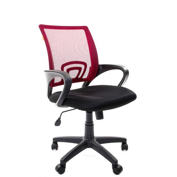 Chairman 696-B kancelářské křeslo - tmavě červené