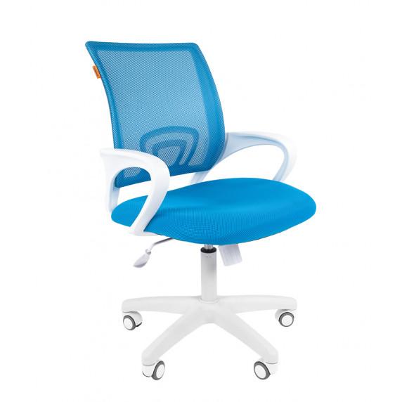 Chairman 696 kancelářské křeslo -modrá