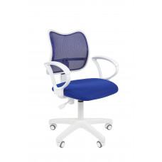 Chairman detská otočná stolička 250 - Bílo/modrá Preview