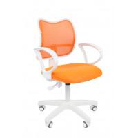 Chairman kancelářská židle 450 LT - Bílo / oranžová
