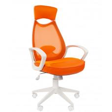 Chairman kancelářské křeslo 7023225 - Bílo-oranžové Preview