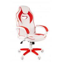 Chairman gamer křeslo 7030050 - Bílo / červené