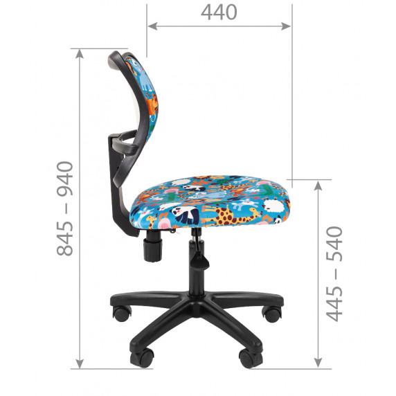 Chairman dětská otočná židle B3-KIDS ZOO