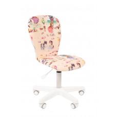 Chairman dětská otočná židle W105-KIDS Princess Preview
