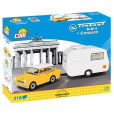 Cobi 24590 YOUNGTIMER Trabant 601 s karavanem 218 ks Preview