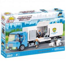 COBI 1573 Action Town Mobilní policejní velitelství Preview