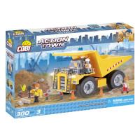 COBI 1665 Action Town Stavba Velký sklápěč