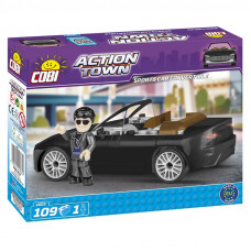 COBI 1803 Action Town Závodní auto Preview