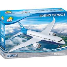 COBI 26175 Boeing 737 MAX 8 Preview