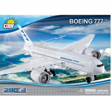 COBI 26261 Boeing 777 Preview