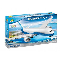 COBI 26602 Boeing 777X 1:123 Preview