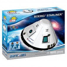 COBI 26263 Boeing CST-100 Starliner Preview