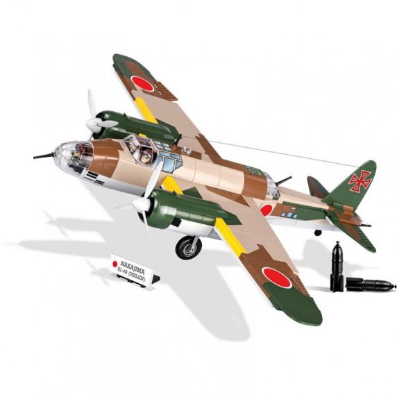 COBI 5533 II WW Japonský bombardér Nakajima Ki-49 Helen 530 ks
