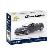 COBI 24562 Maserati Gran Cabrio 1:35 102 ks Preview