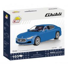 COBI 24564 Maserati Ghibli 1:35 103 ks Preview