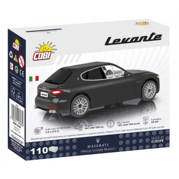 COBI 24565 Maserati Levante Trofeo 1:35 110 ks