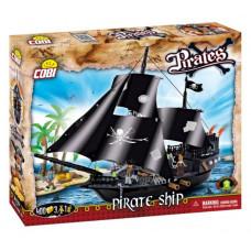 Cobi 6016 Pirates Pirátská loď 400 ks