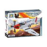 COBI 5806 Stíhací letoun TOP GUN P-51 Mustang, 1:35, 265 ks