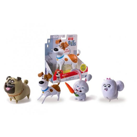 COBI 72802 Tajný život mazlíčků Interaktivní figurka 4 druhy