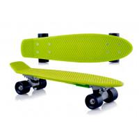 Skateboard Inlea4Fun - zelený