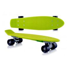 Skateboard Inlea4Fun - zelený Preview