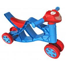 Dětské odrážedlo motorka se zvukovými efekty Inlea4Fun - červené/modré Preview