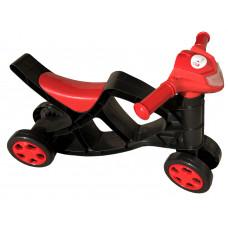 Dětské odrážedlo motorka Inlea4Fun - červné/červené Preview