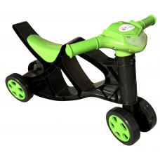 Dětské odrážedlo motorka Inlea4Fun - černé/zelené Preview