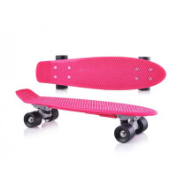 Skateboard Inlea4Fun - růžový