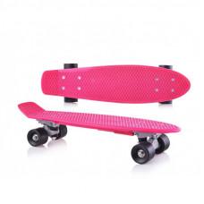 Skateboard Inlea4Fun - růžový Preview