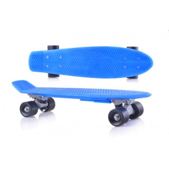Skateboard Inlea4Fun - modrý