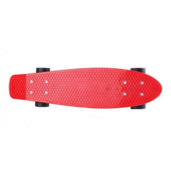 Skateboard Inlea4Fun - červený