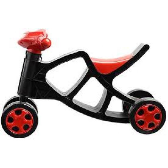 Dětské odrážedlo motorka Inlea4Fun - červné/červené
