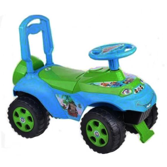 Dětské odrážedlo Inlea4Fun - zelené/modré