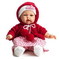 Realistická dětská panenka-miminko 27 cm Antonio Juan 12020 - Petit Gorre