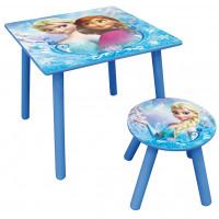 FUN HOUSE Dětský stůl se židlí Frozen 712392